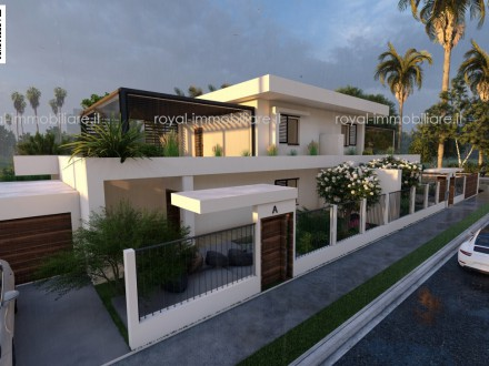 CONTEMPORARY DESIGN HOUSES - Esclusive Ville Elevata Efficienza Energetica - Classe A