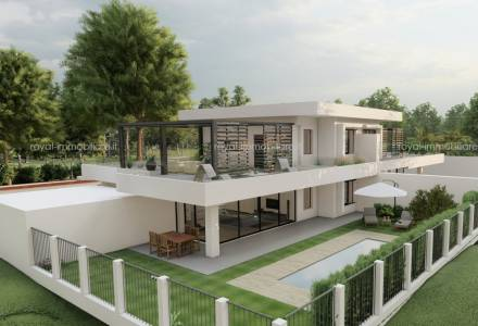 CONTEMPORARY DESIGN HOUSES - Esclusive Ville ad Elevata Efficienza Energetica - Classe A
