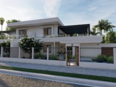 CONTEMPORARY DESIGN HOUSES 2 - Esclusive Ville Elevata Efficienza Energetica Classe A - 2