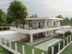 CONTEMPORARY DESIGN HOUSES 2 - Esclusive Ville Elevata Efficienza Energetica Classe A - 6