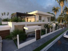 CONTEMPORARY DESIGN HOUSES 2 - Esclusive Ville Elevata Efficienza Energetica Classe A - 3
